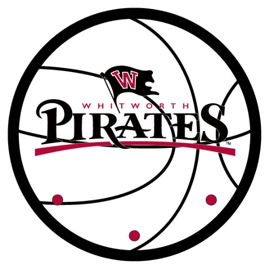 3 Peg Whitworth Pirates Basketball Hanger #1